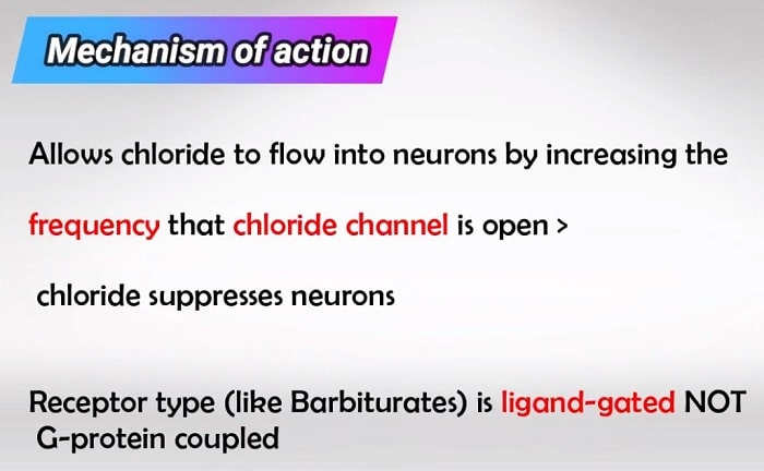 action of klonopin and xanax