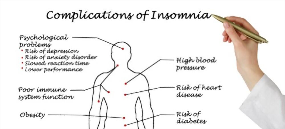 complications of insomnia